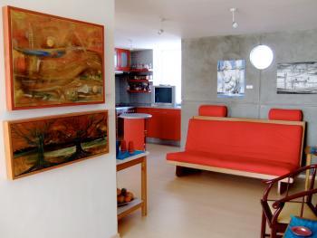 Fotos e ideas de diseo y decoracin de sala y comedor for Decoracion en cancun