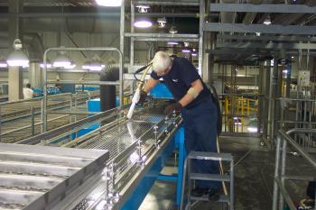 Seguridad e inocuidad poes pre operacionales y opercionales for Limpieza y desinfeccion de equipos