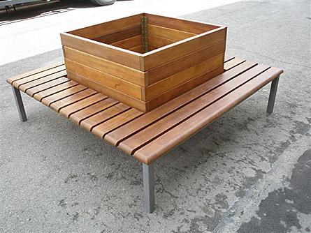 fabricaci n de bancas de madera para exteriores en zapopan