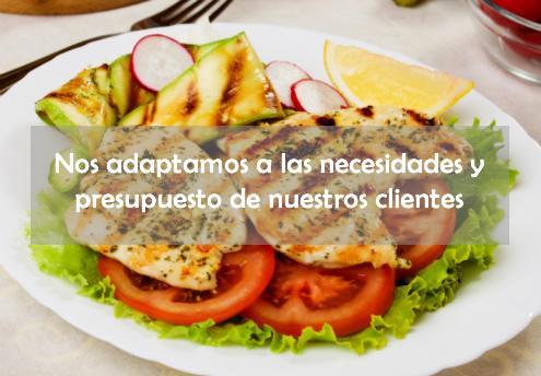 Servicio de comedor industrial en Guadalajara, JALISCO, México ...